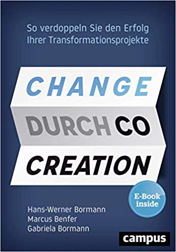 Change durch Co-Creation