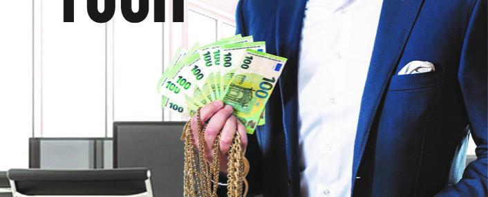 Bildausschnitt Cover - Cash oder Hungertuch